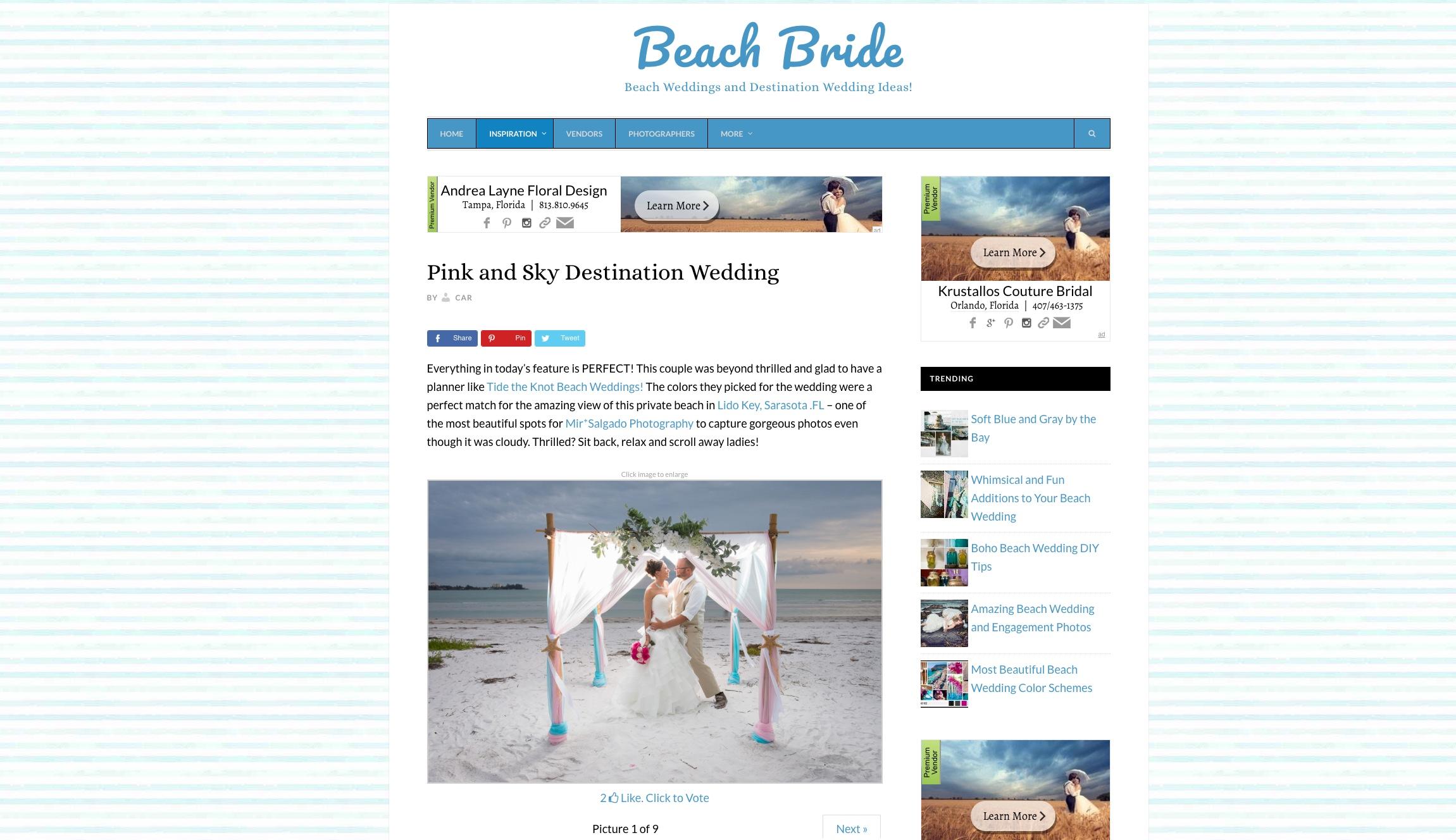 beach-bride-wedding, published-beach-wedding-tide-the-knot-beach-weddings