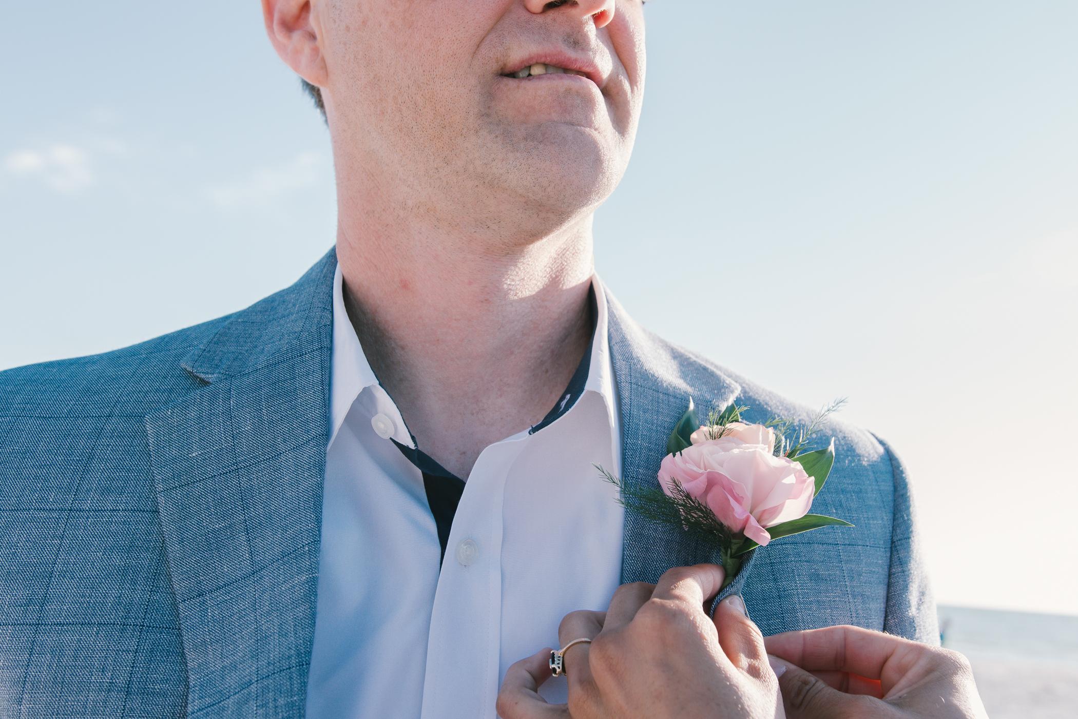 beach-wedding-sarasota, Sarasota-wedding-photo, groom