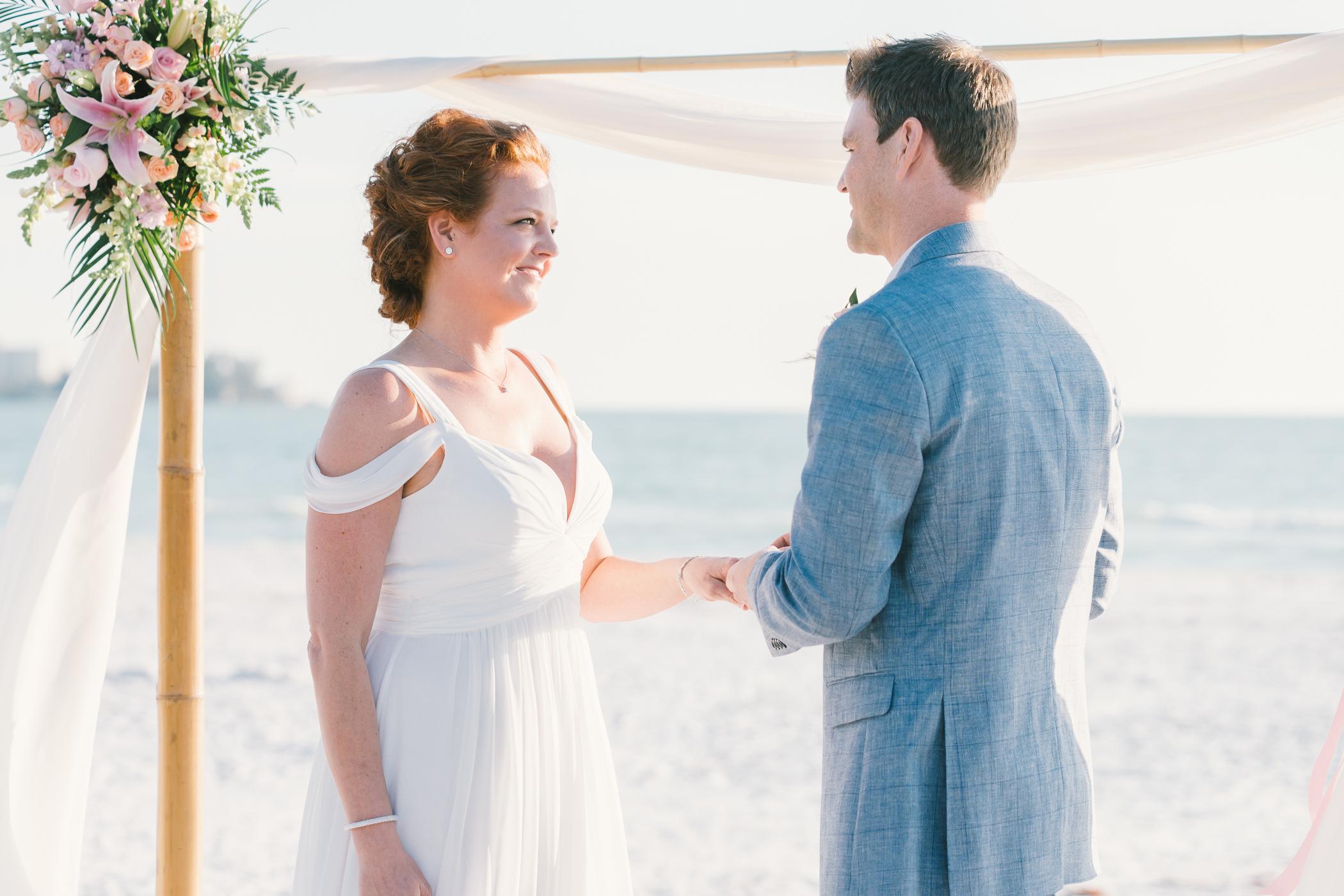 Lido-key-beach-wedding-photo, ring-vows, Sarasota-beach-wedding