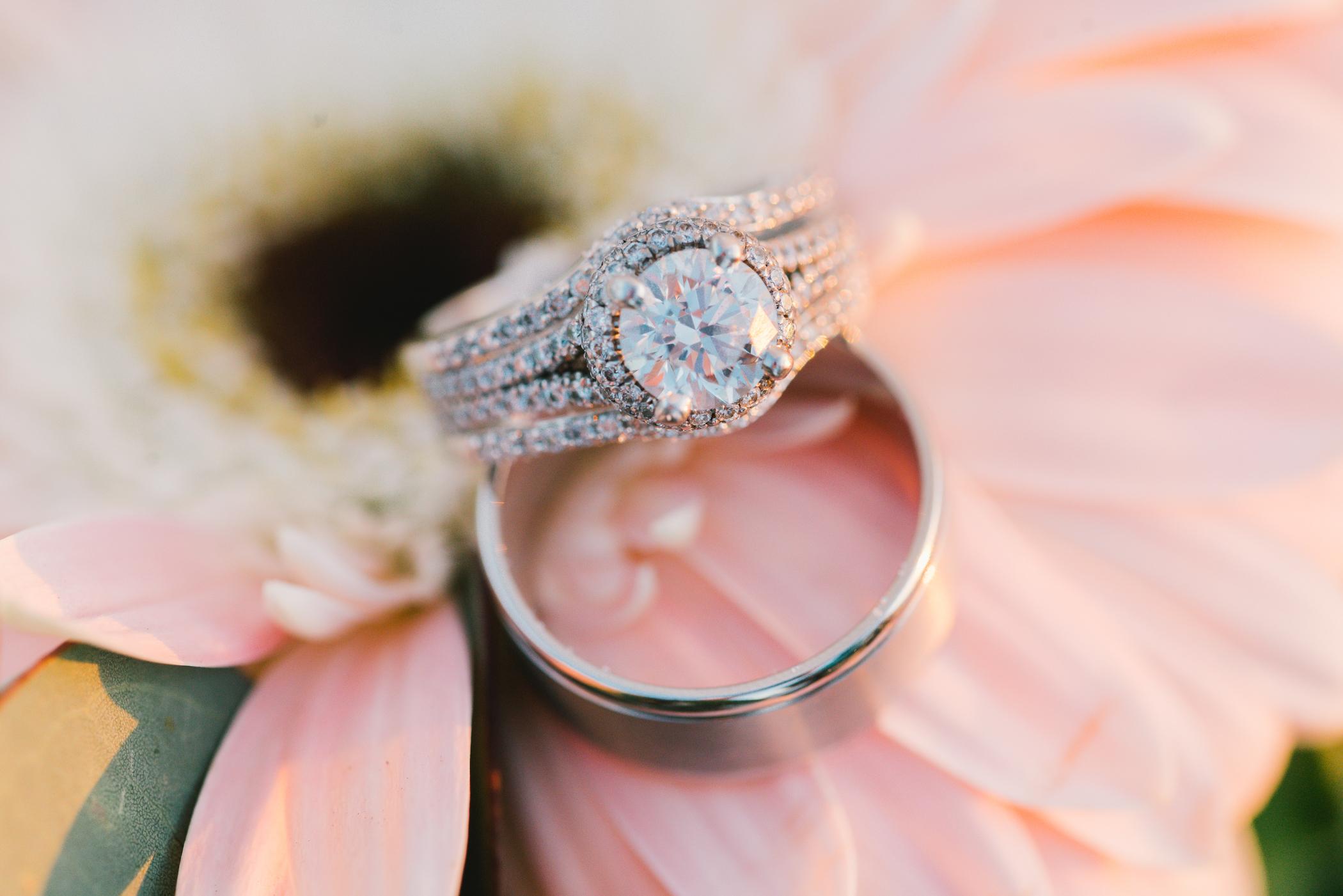 Lido-key-beach-wedding, Beach-wedding-details, ring-shot