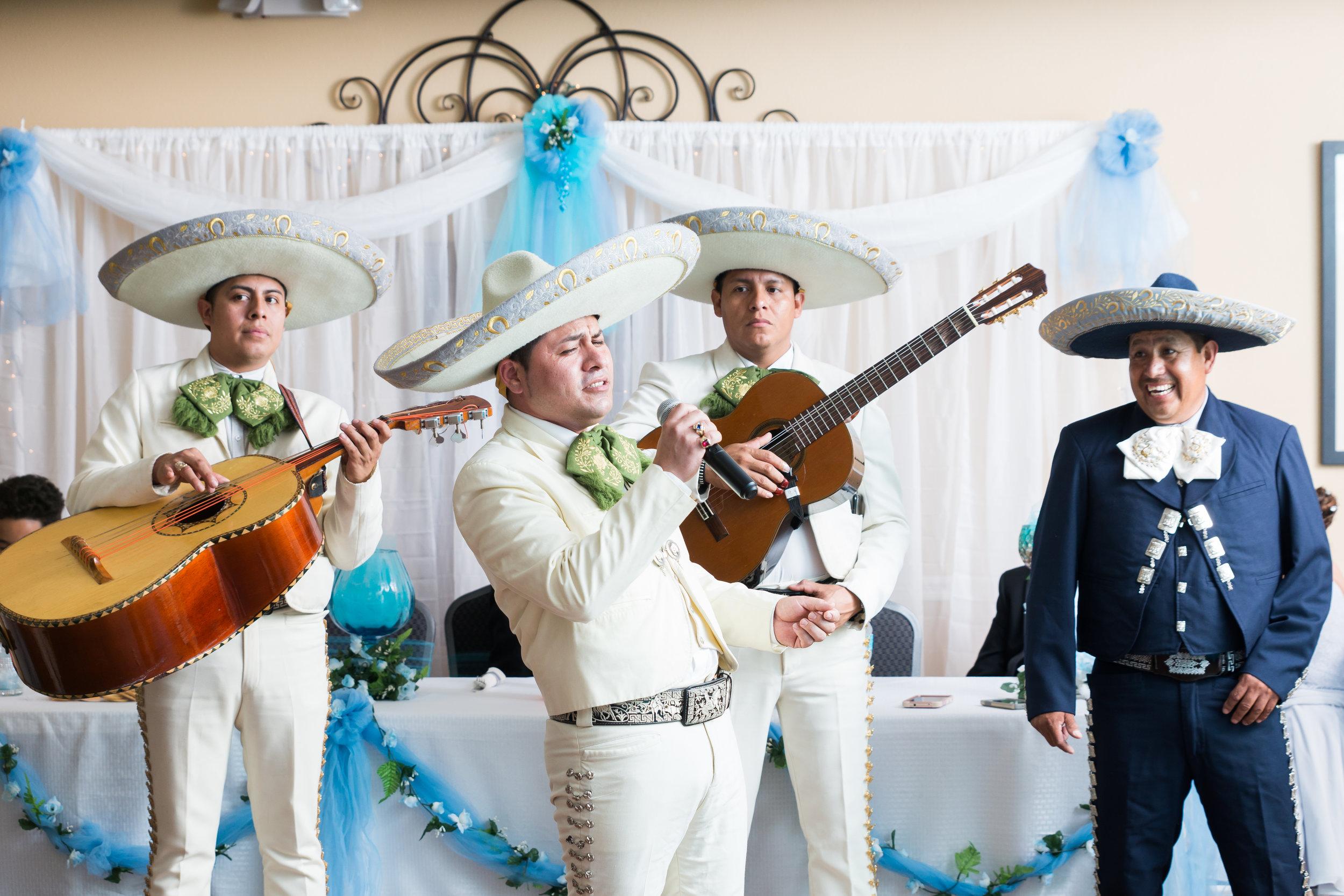 Quinceanera-birthday-party, mariachi-quincenarea-party