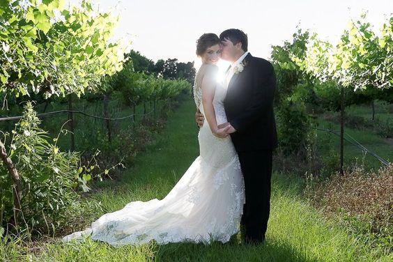 Alabama wedding - Cortney & Brock