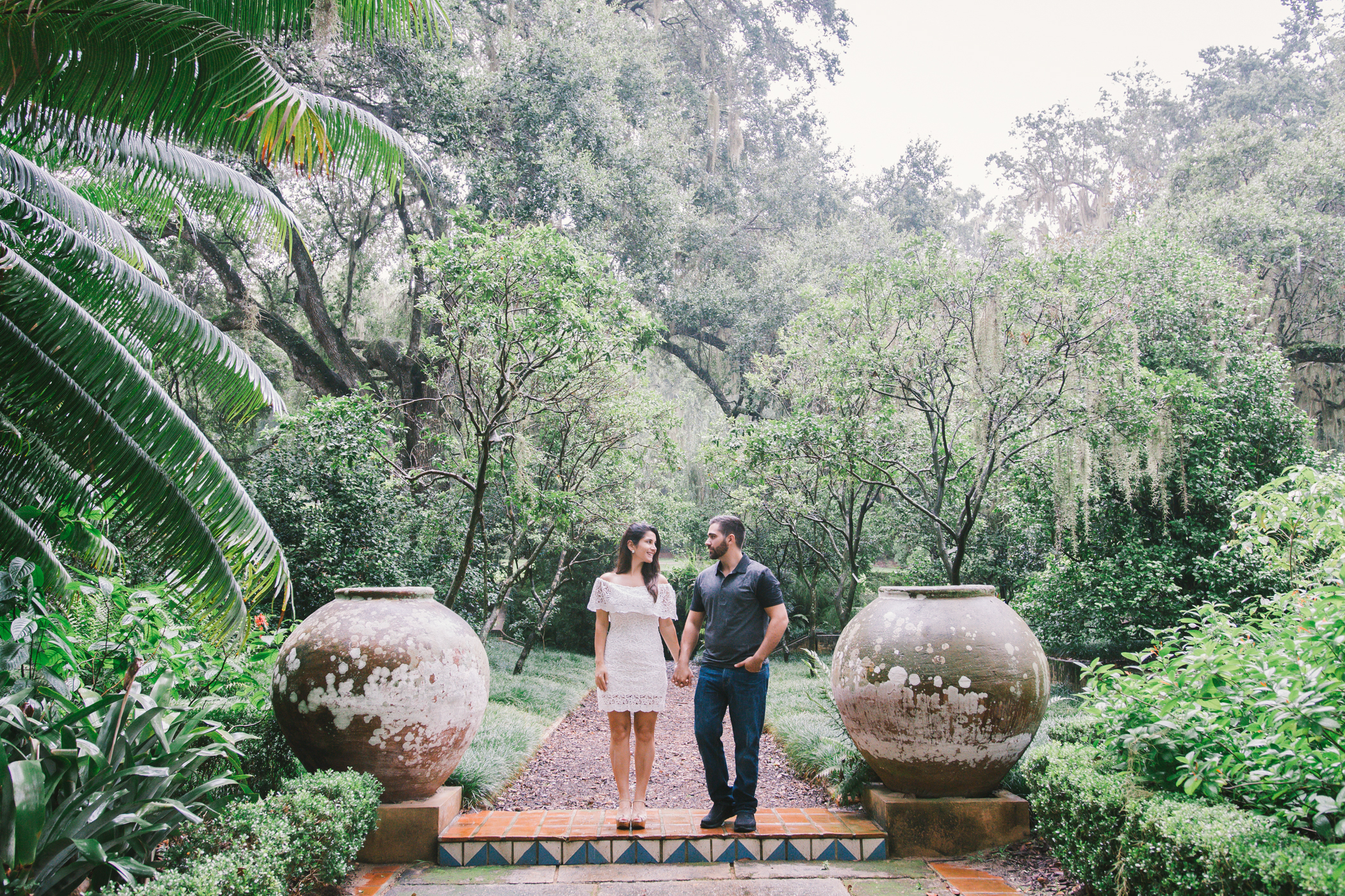Bok-tower-gardens-engagement-session