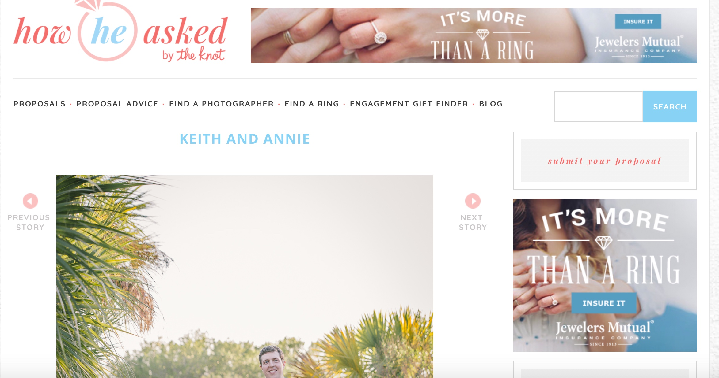 How-he-asked-by-the-knot, published-engagement-session