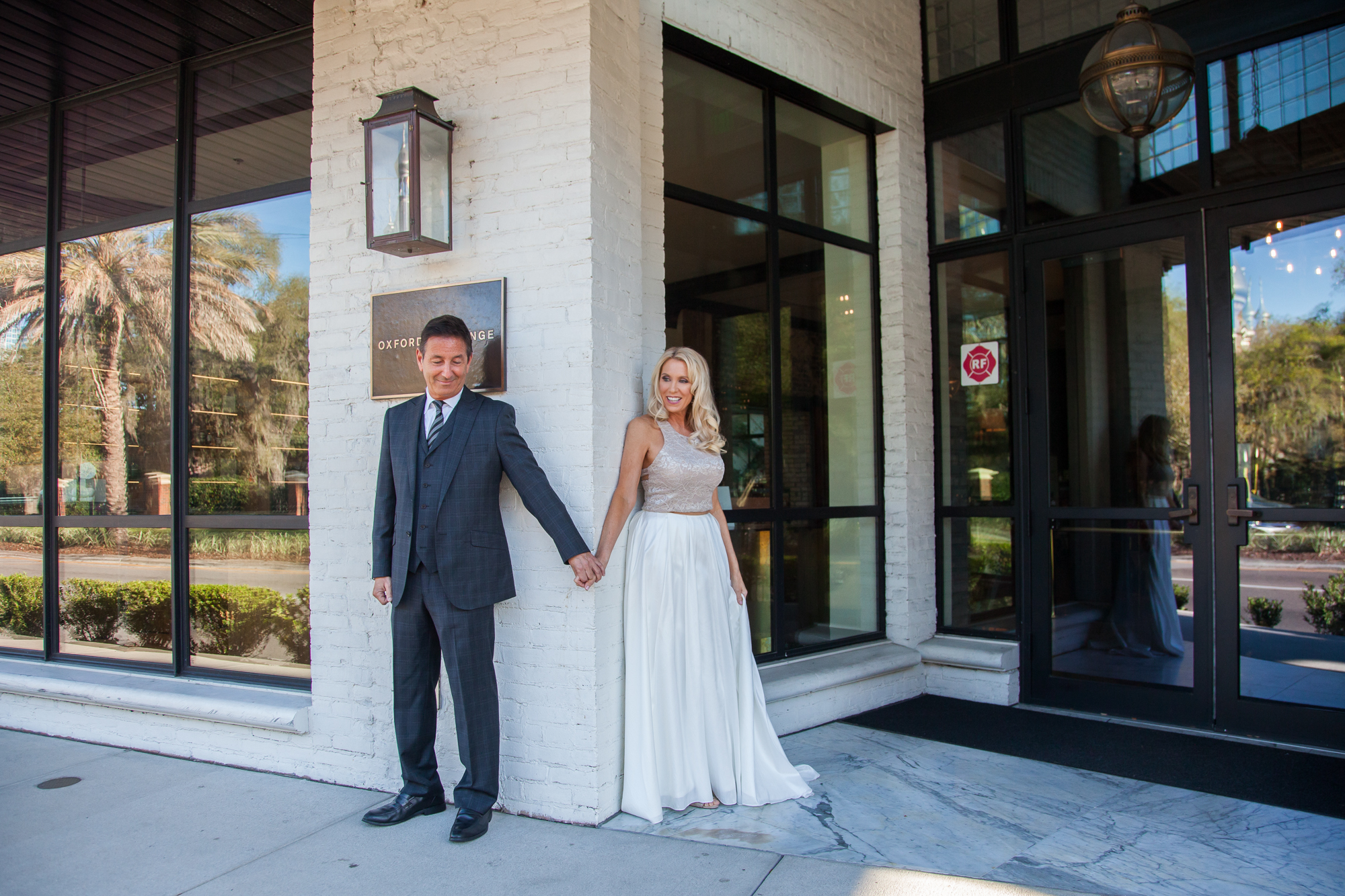 Oxford-Exchange-first-look-photo, Tampa-wedding