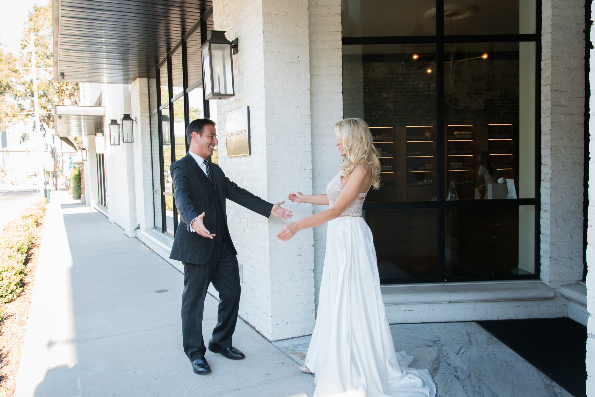 Oxford-Exchange-wedding-photography, first-look