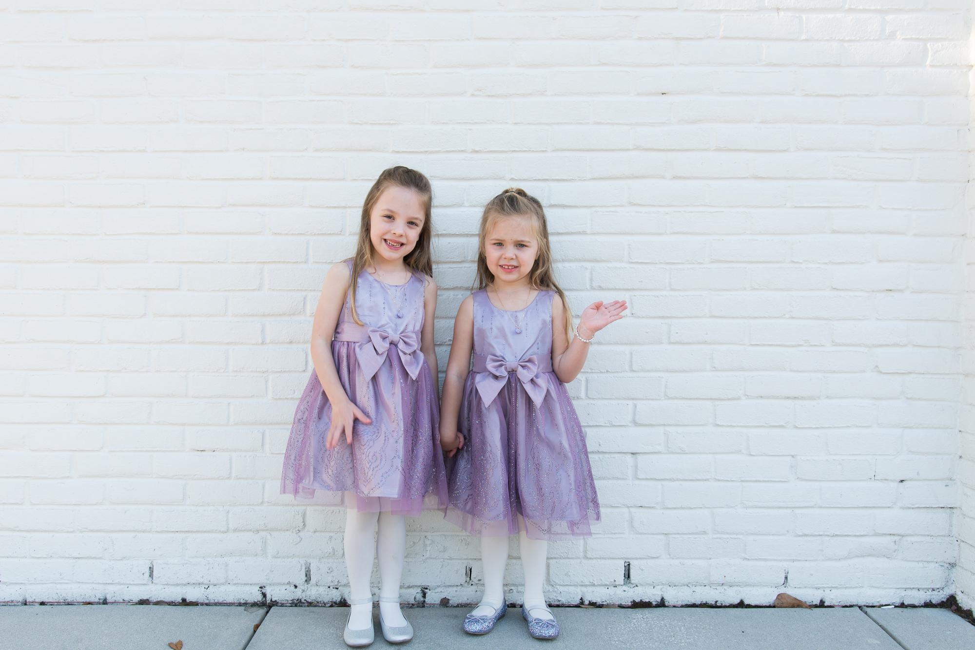Tampa-wedding-photo, Flower-girls