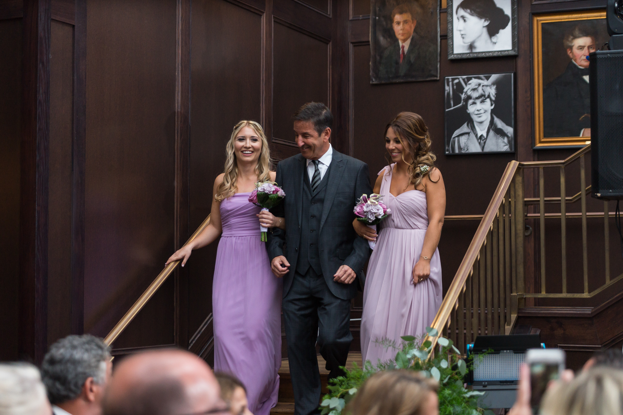 Wedding-ceremony, Oxford-Exchange-wedding-ceremony