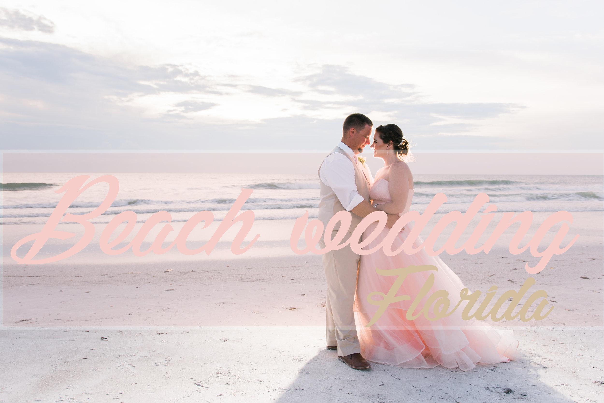 Florida-beach-wedding, The-Don-Cesar-wedding-day, Pink-wedding-dress