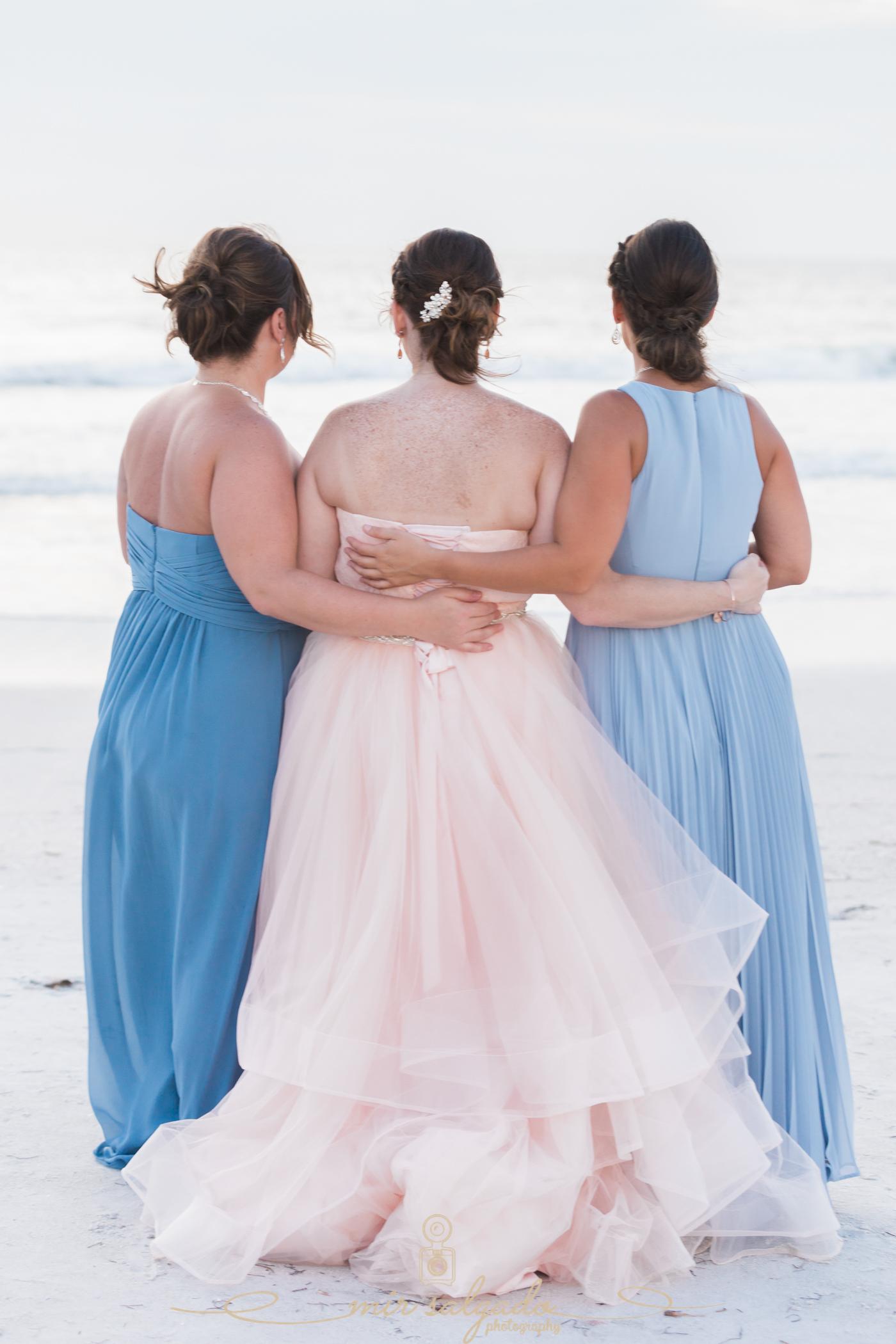 St.Pete-wedding, Bridesmaids-wedding-photo
