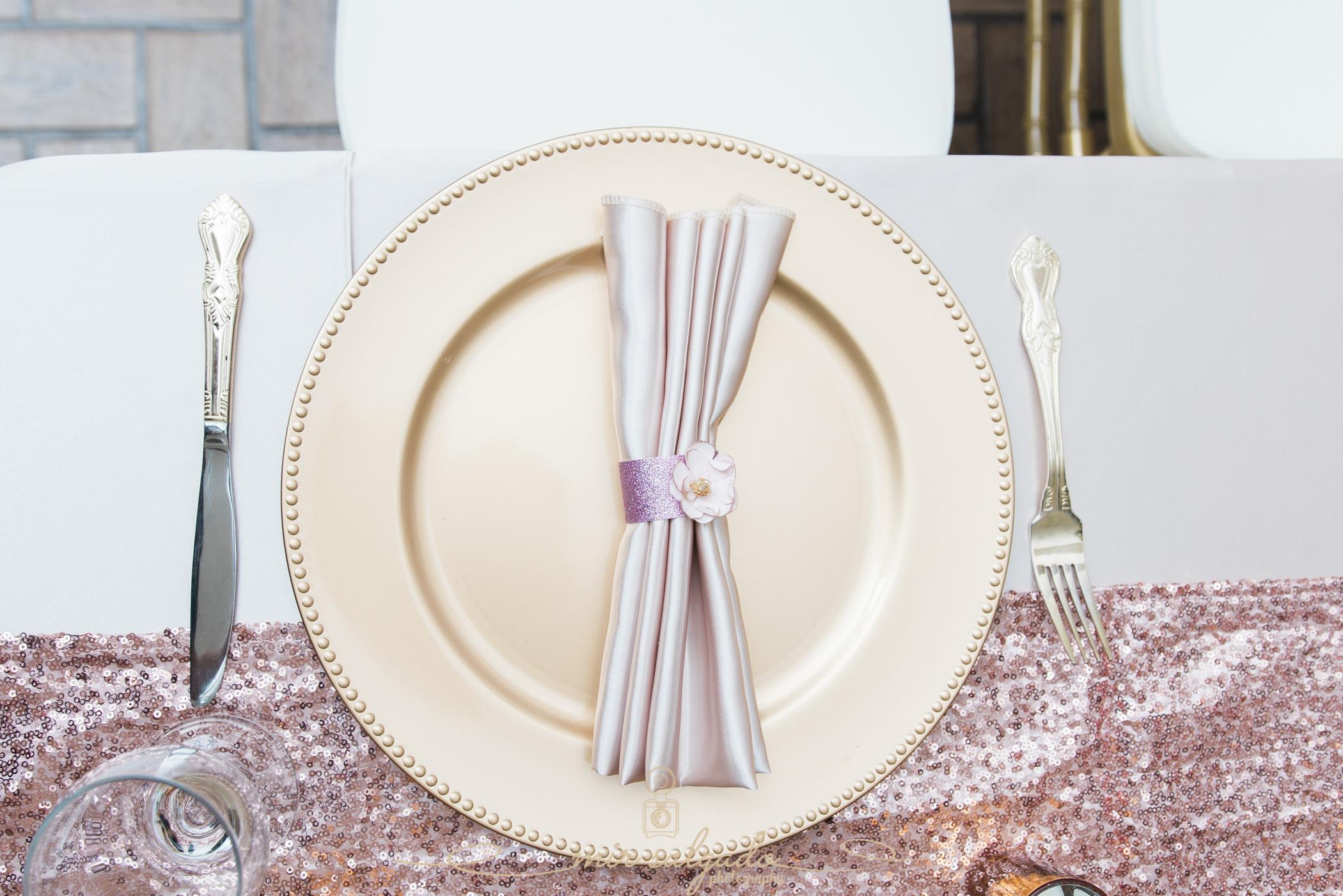 Wedding-reception-details, Bok-tower-gardens-photography