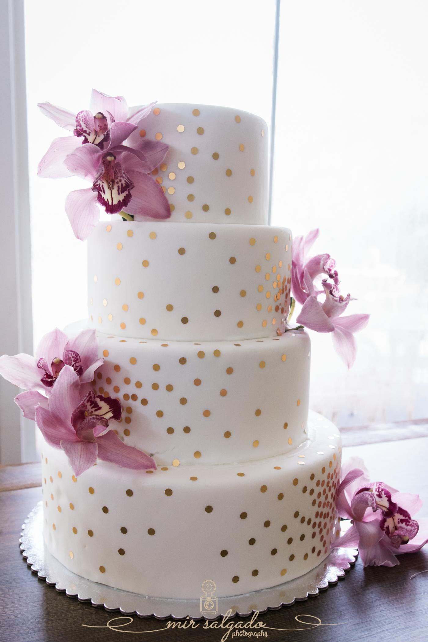 wedding-cake-photo, Bok-tower-gardens-wedding, Tampa-wedding-cake