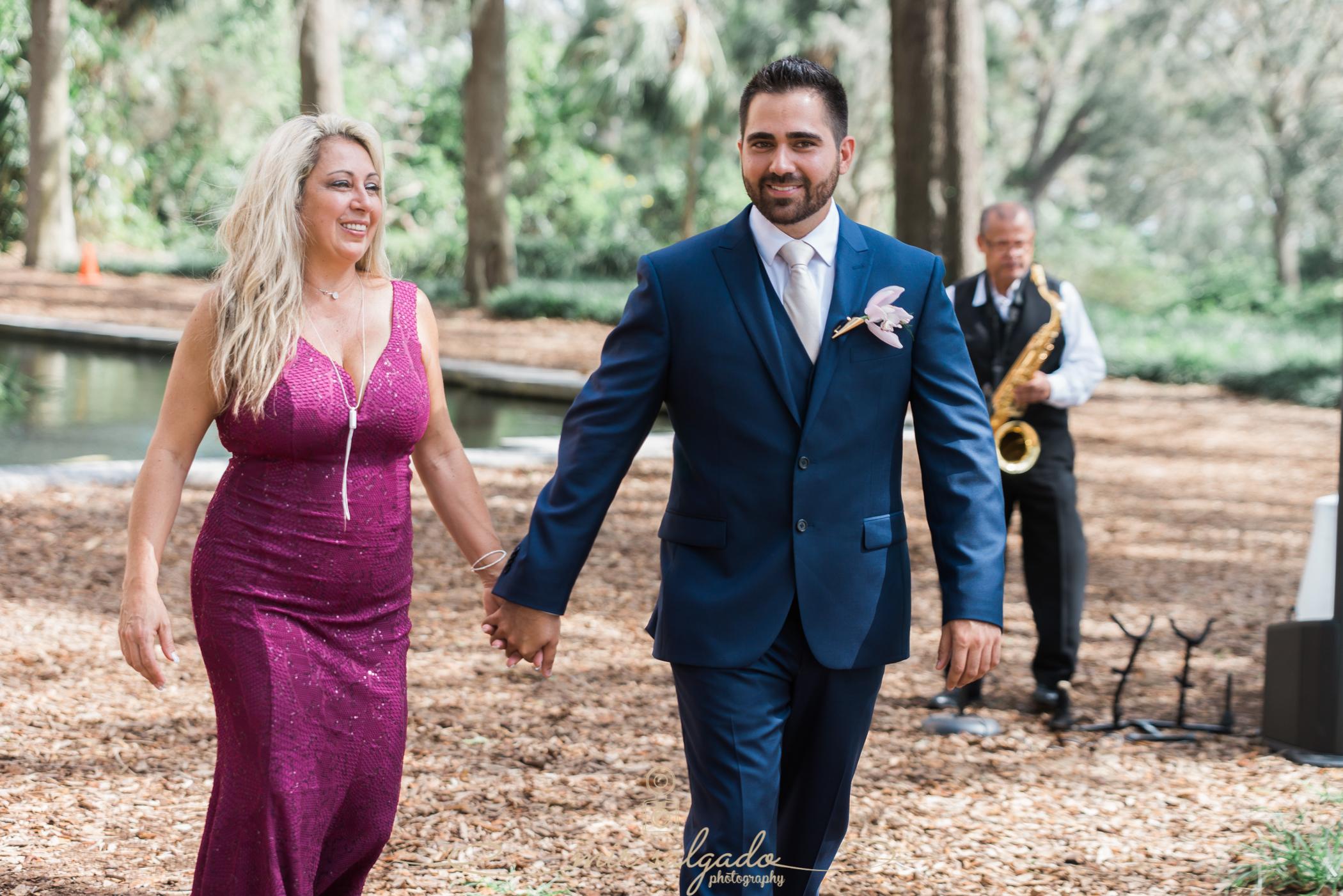 Bok-tower-gardens-wedding-ceremony, Tampa-wedding