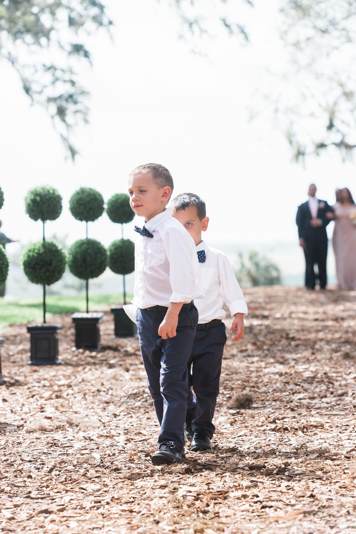 Bok-tower-gardens-ceremony-photo, Tampa-wedding-photography