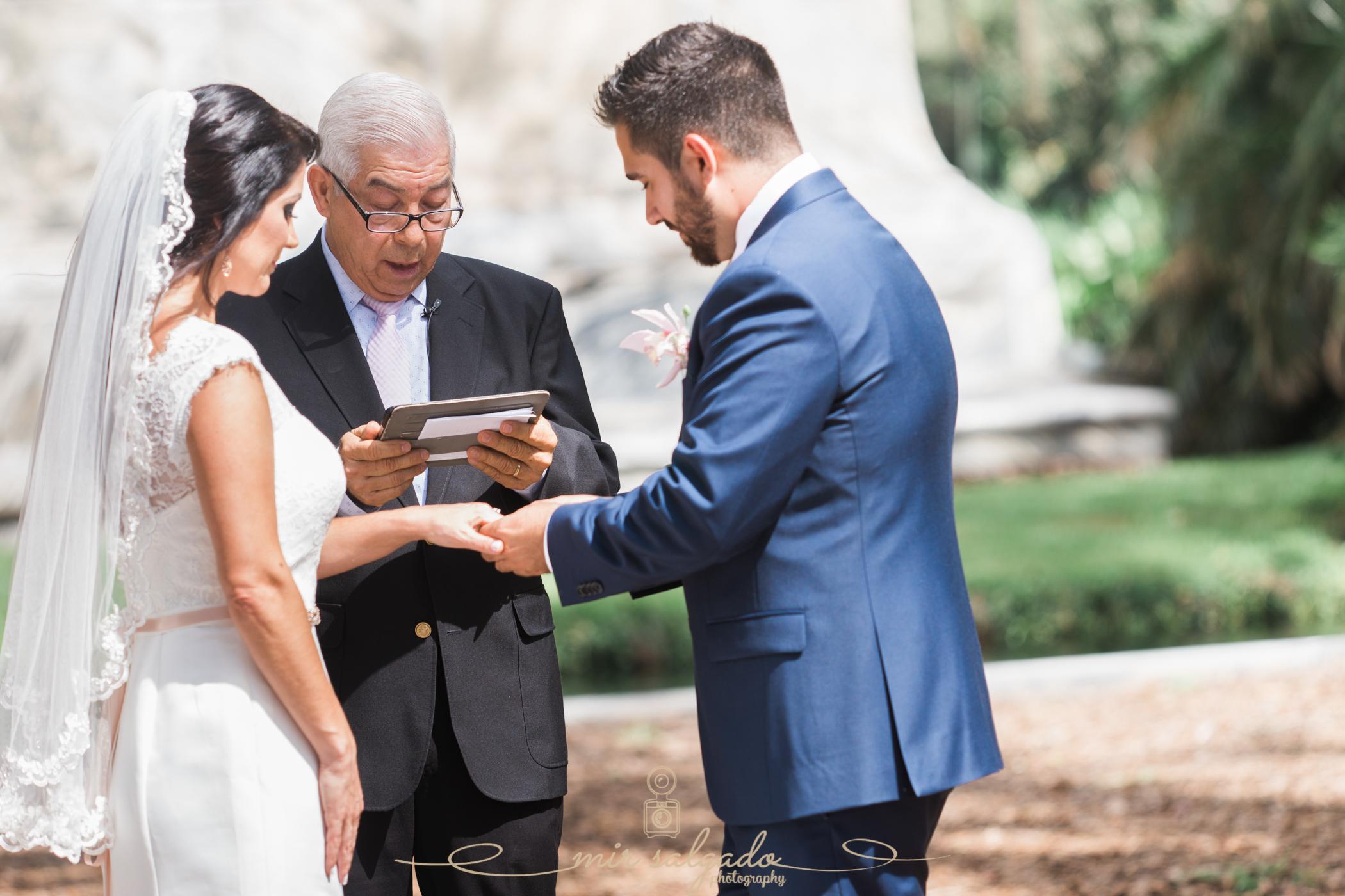 Bok-tower-gardens-wedding-ceremony, Tampa-photographer