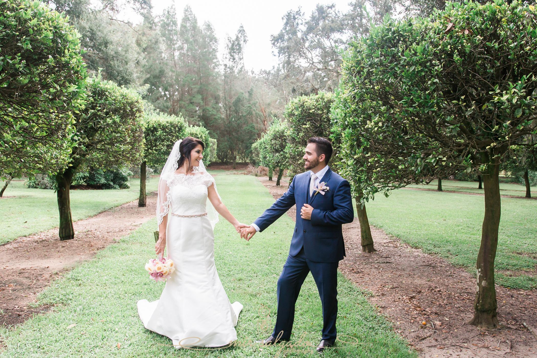 Bok-tower-gardens-wedding-photo, Florida-garden-wedding-photo, Tampa-wedding-photo
