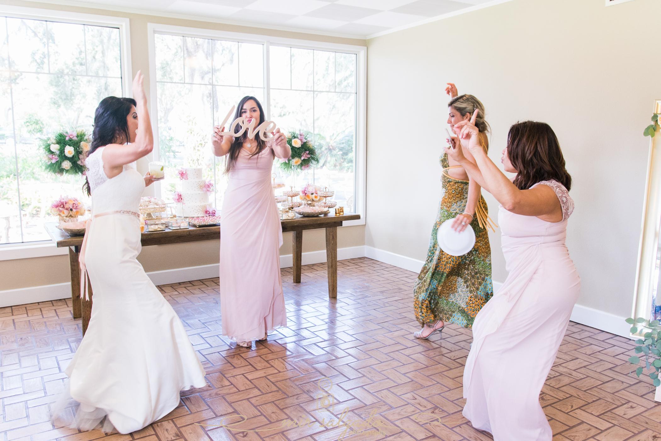 Bok-tower-gardens-wedding-party, reception-dance-photo, Tampa-weddings
