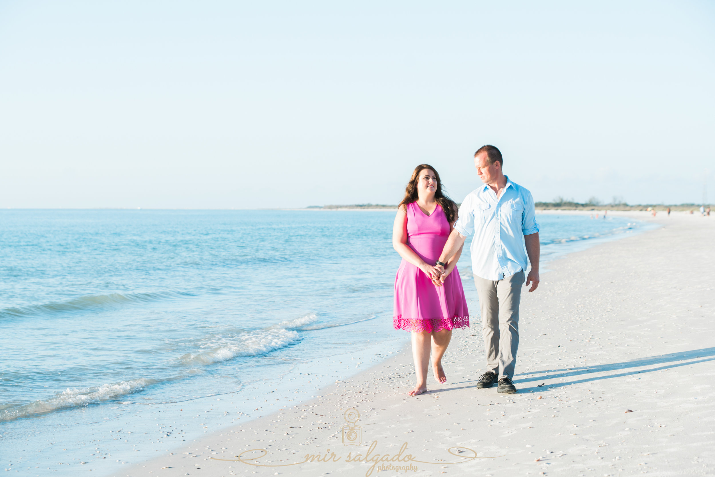 Fort-de-Soto-engagement-session, engagement-session-at-the-beach
