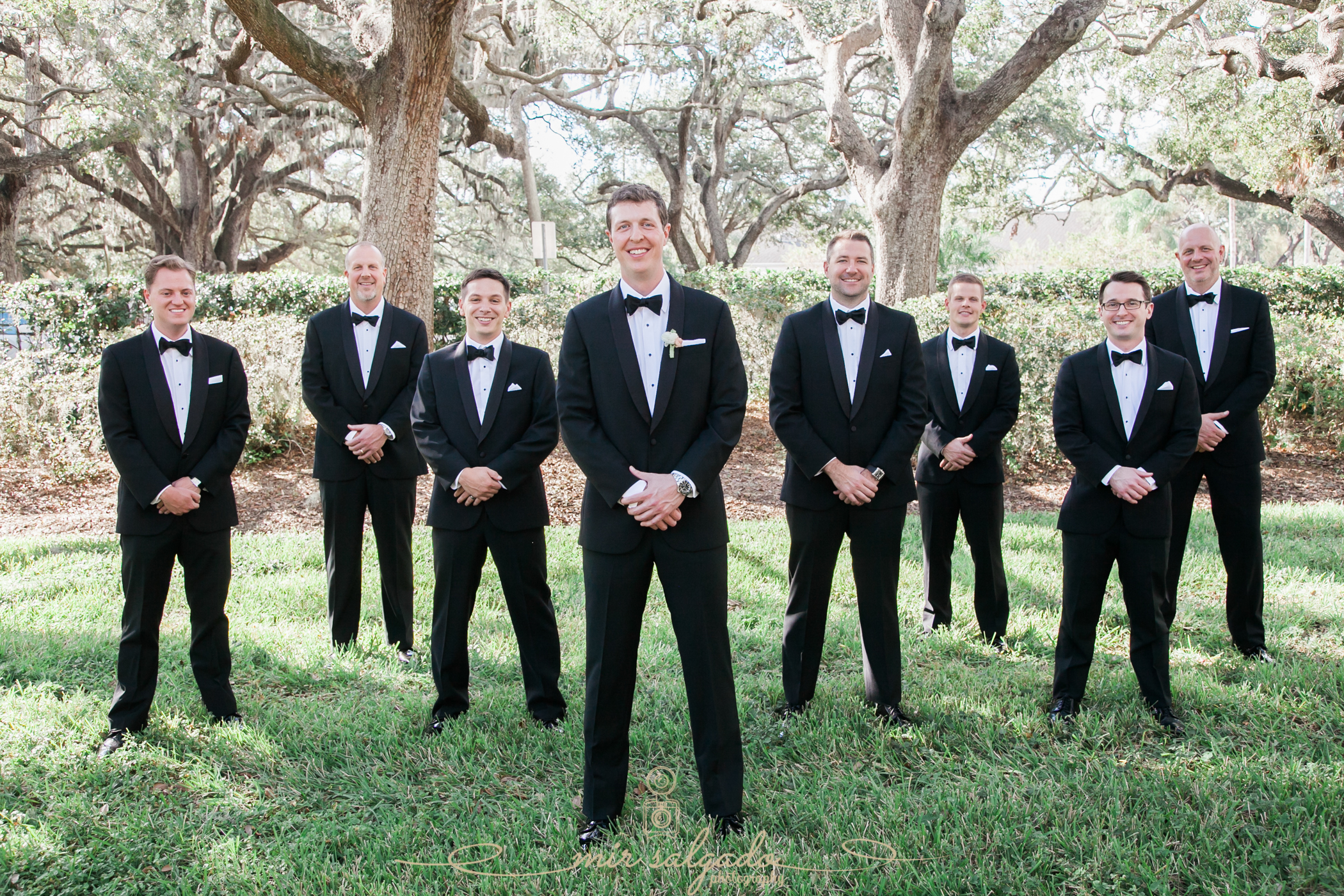 Tampa-wedding-photographer, groomsmen-photo