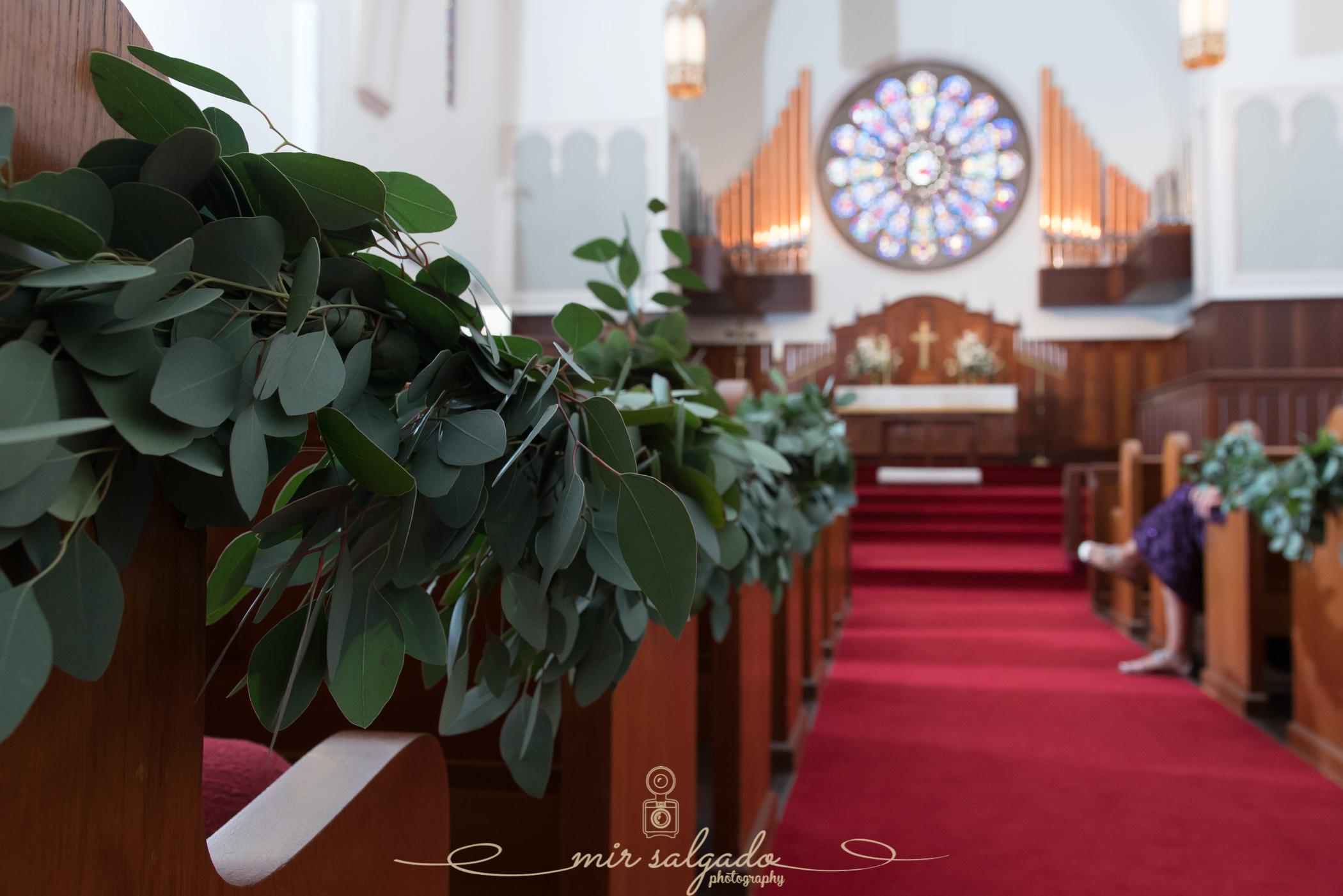 Tampa-wedding-ceremony, Palma-Ceia-church, Tampa-wedding