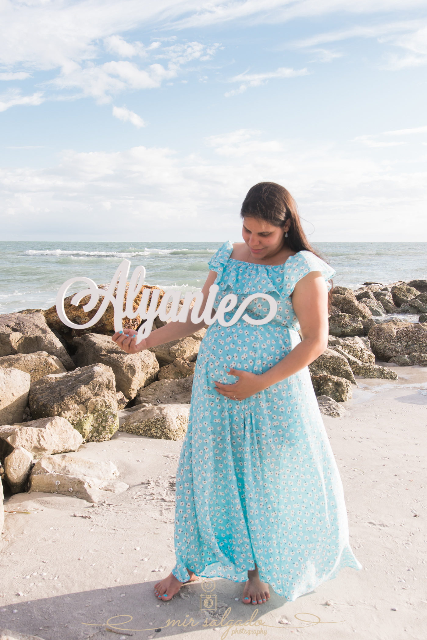 Maternity session-FL-florida-tampa-photographer-treasure-island-baby-ocean-shore-rocks-parents-parenting