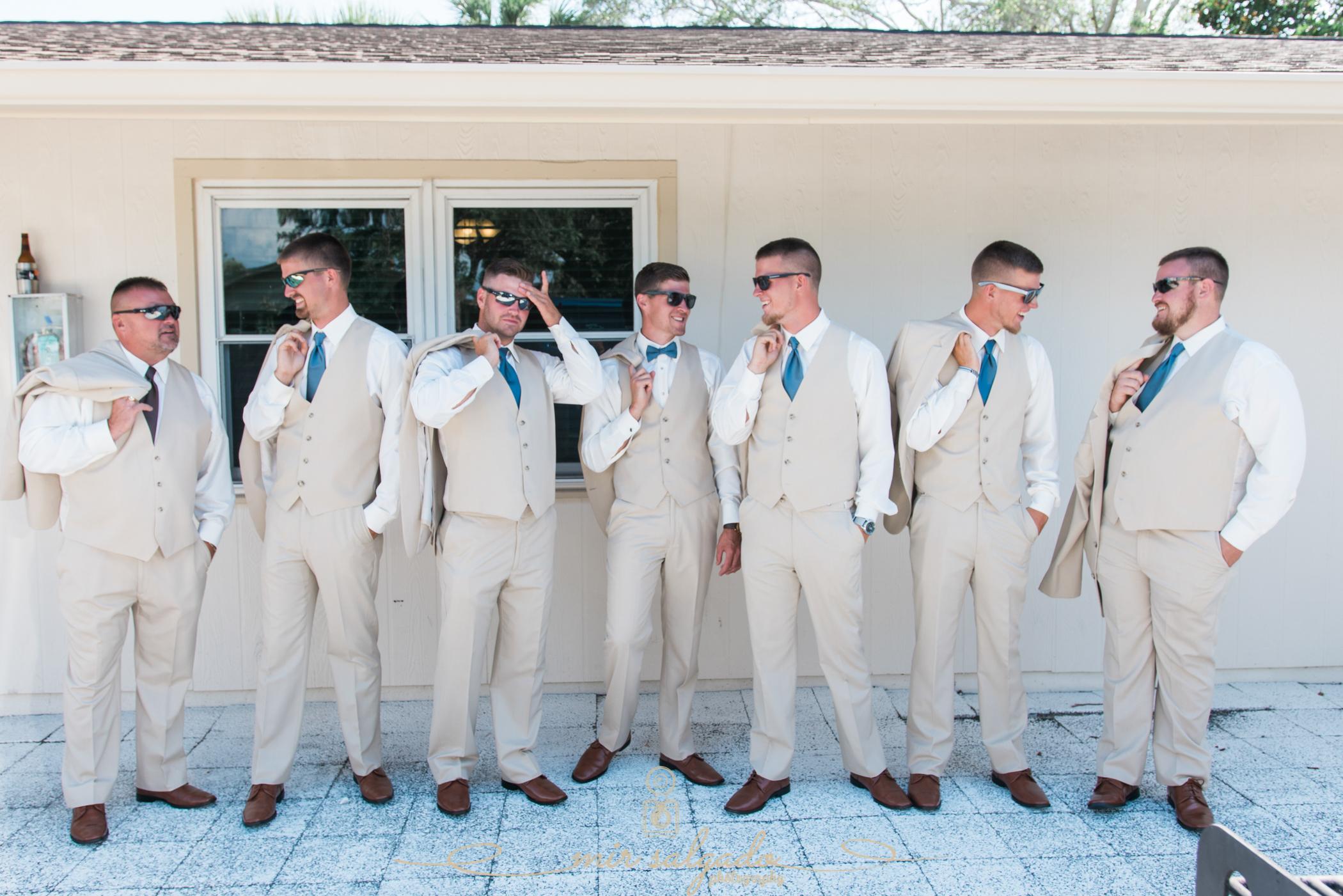 Groom-and-groomsmen-photo, Sarasota-wedding-photographer