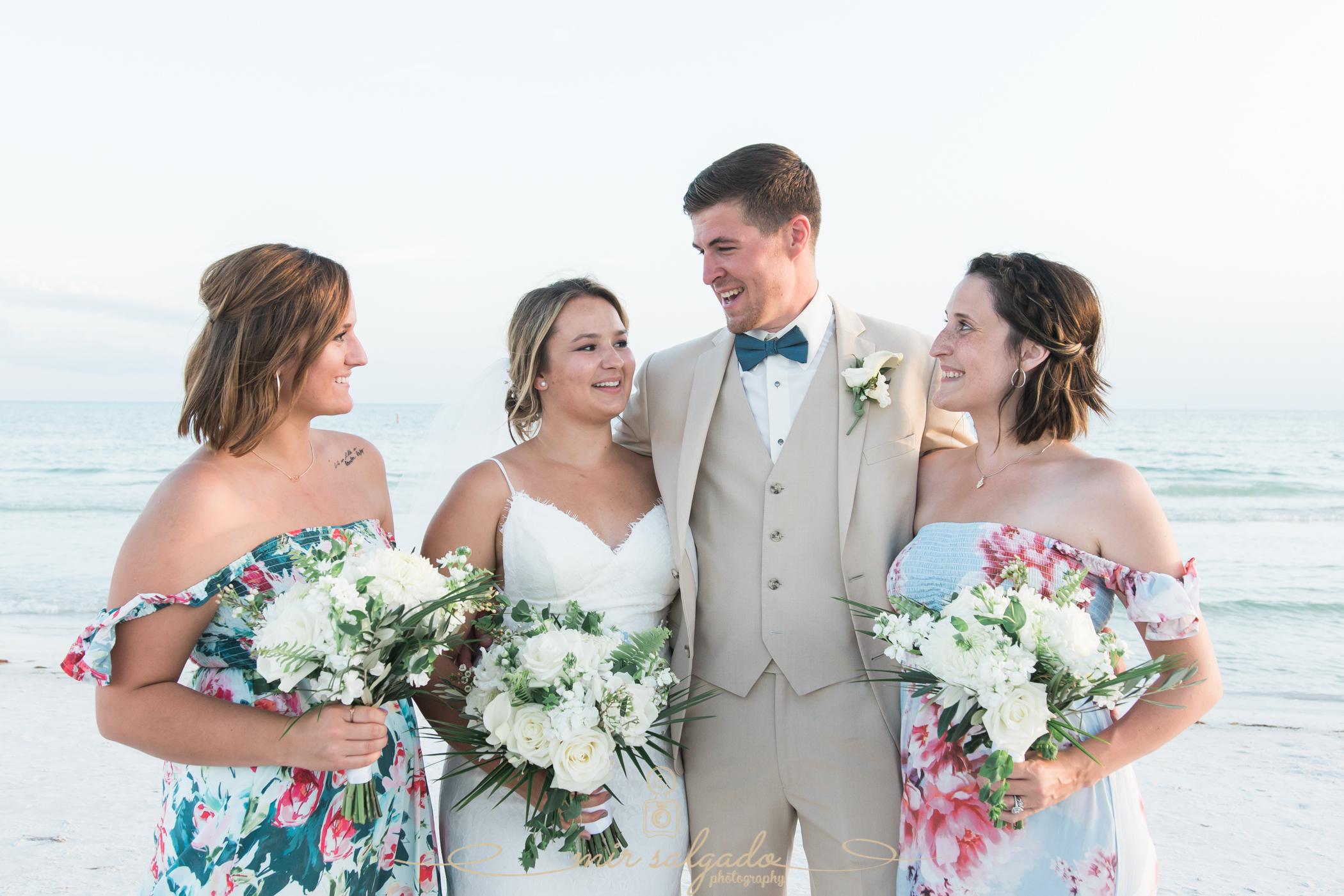 Florida-beach-wedding, Sarasota-wedding-photographer