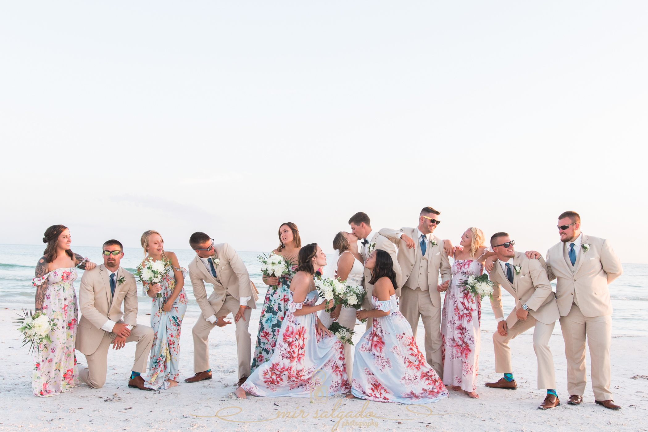 Destination-wedding, bridal-part-photo, Tampa-wedding-photographer