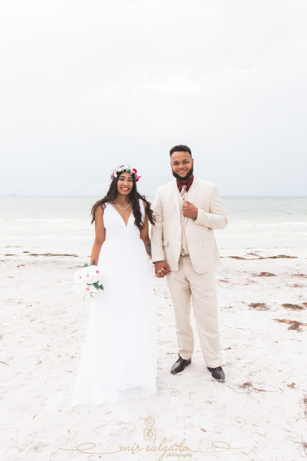 ort-De-Soto-beach-pictures-flowers-flower-crown-wedding-dress-tampa-photography