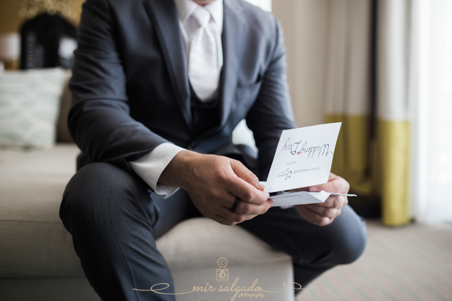 groom-getting-ready, groomsmen-session, Clearwater-beach-session, Tampa-photographer, romantic-wedding-cards