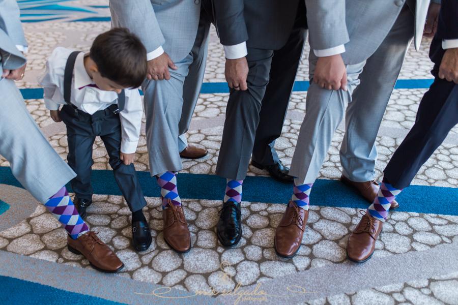 groomsmen-matching-socks, men-in-suits