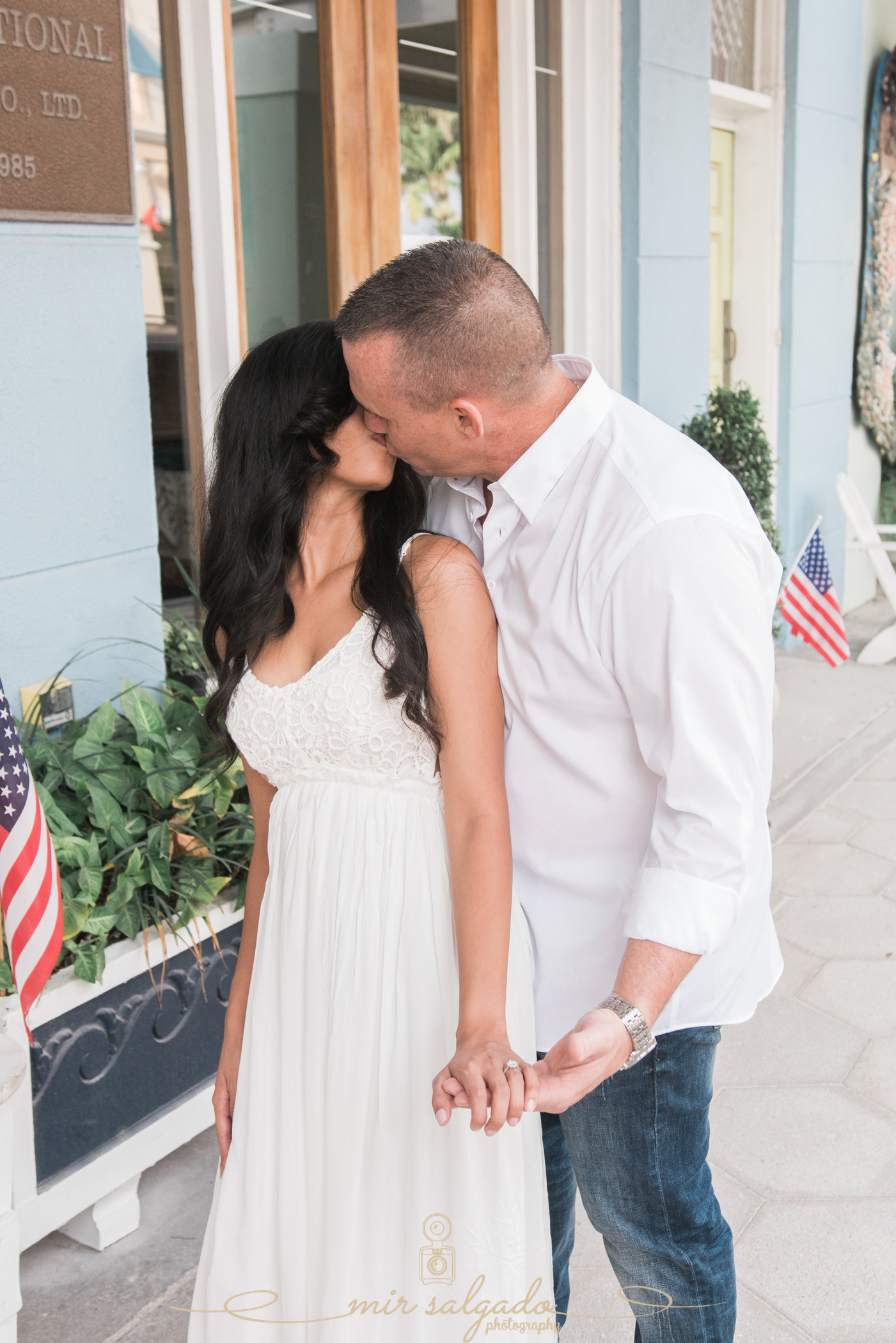 candid-kissing-engagement-photoshoot, engagement-kissing-pictures, tampa-wedding-photographer