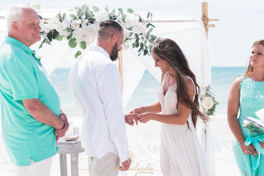 St.Pete-wedding-ceremony, ST.Pete-wedding-photographer