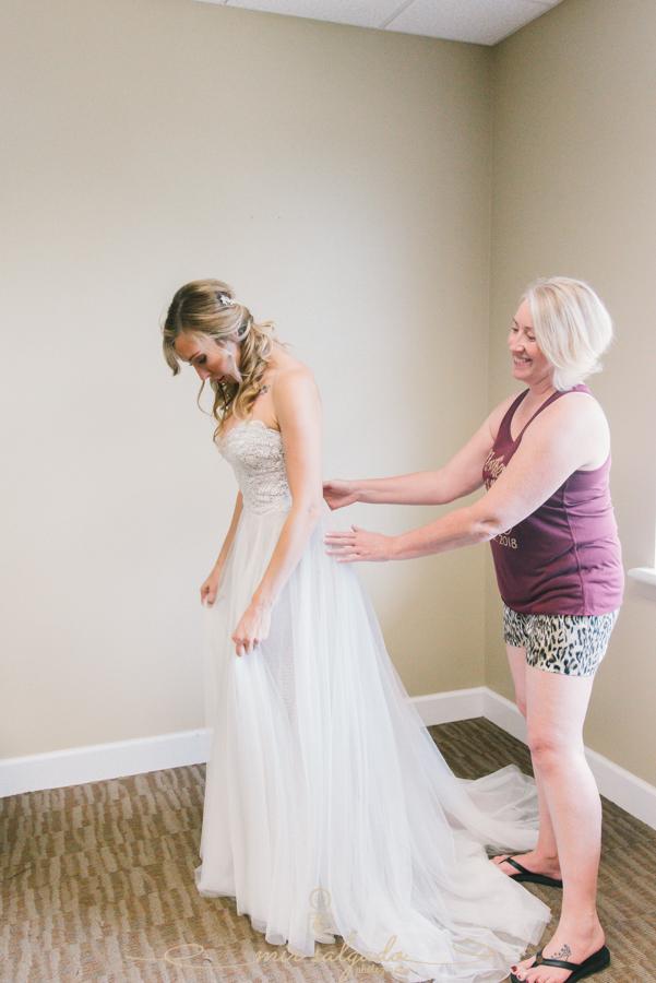 Bride-and-mom-photo. bride-getting-ready-photo, Bradenton-wedding