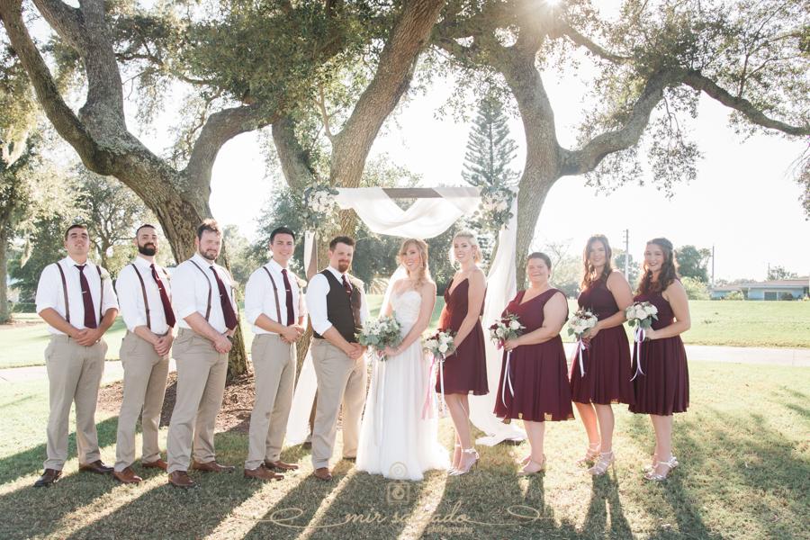 Bradenton-bridal-party-photo, Bradenton-wedding-photographer