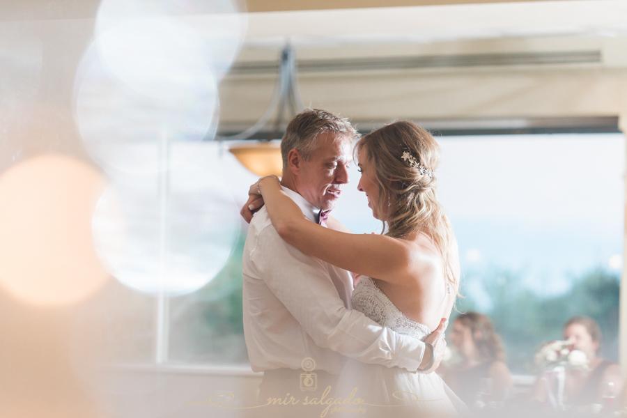 Father-and-daughter-dance, Bradenton-wedding