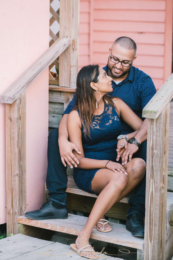 Spring-hills-engagement-session, beach-engagement-session