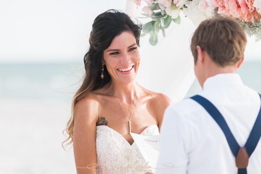 St.Pete-wedidng-photographer, beach-ceremony-photo