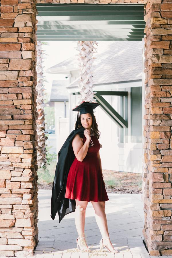 Graduation Portrait, Graduation Photography, Wesley Chapel Photographer
