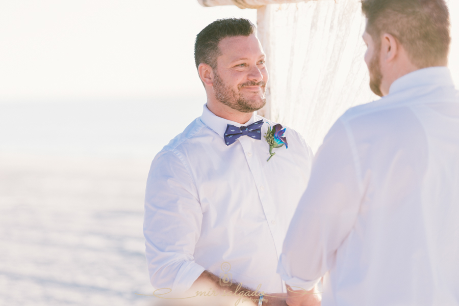 Pass-a-Grille, St. Pete Beach Wedding | Nick and Jason