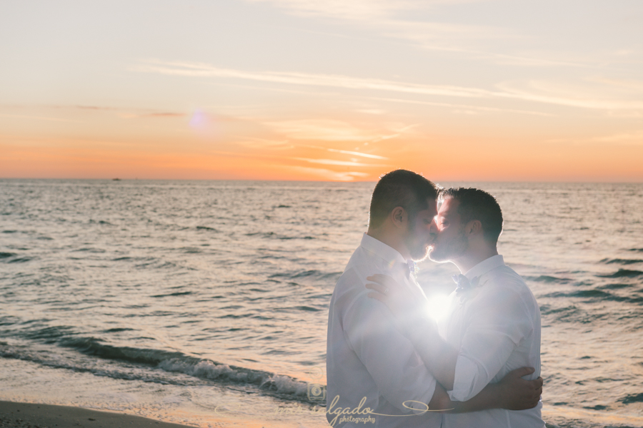 Pass-a-Grille, St. Pete Beach Wedding | Nick & Jason