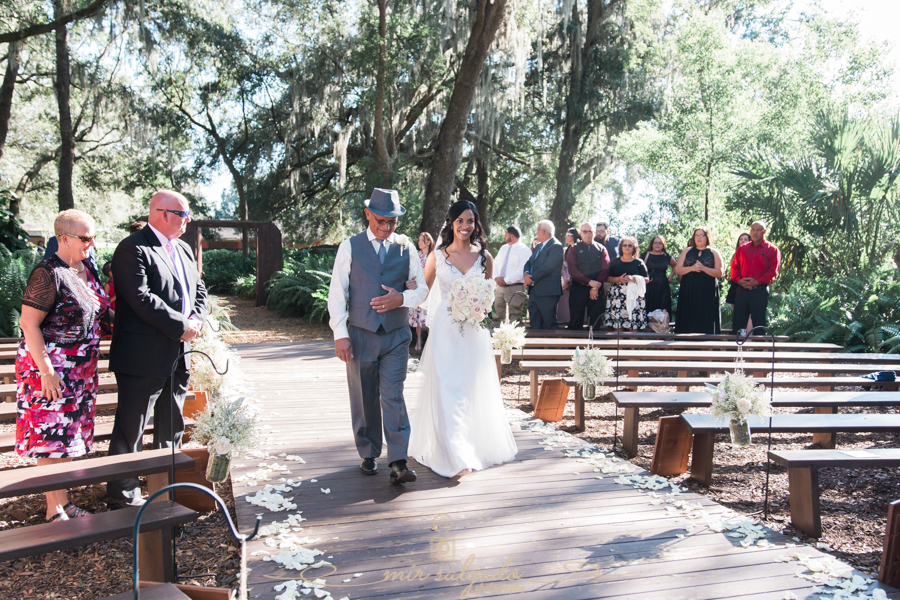 Cross Creek Ranch Wedding- Dover, Florida | Giselle and Dino