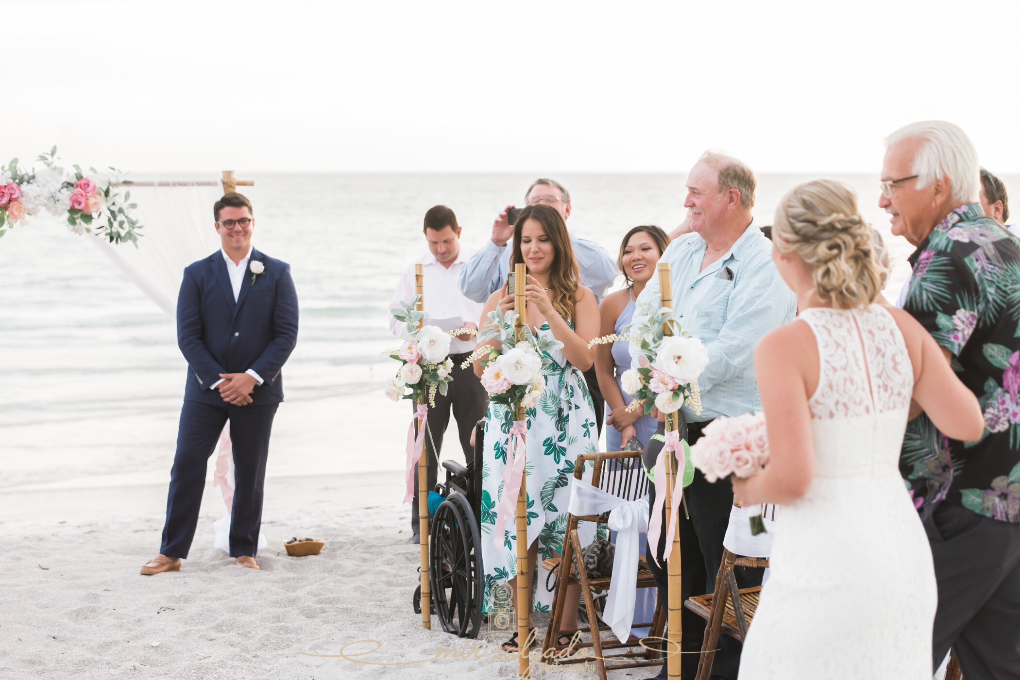 father-walking-bride-down-the-aisle, bride-walking-down-the-aisle, grooms-first-look