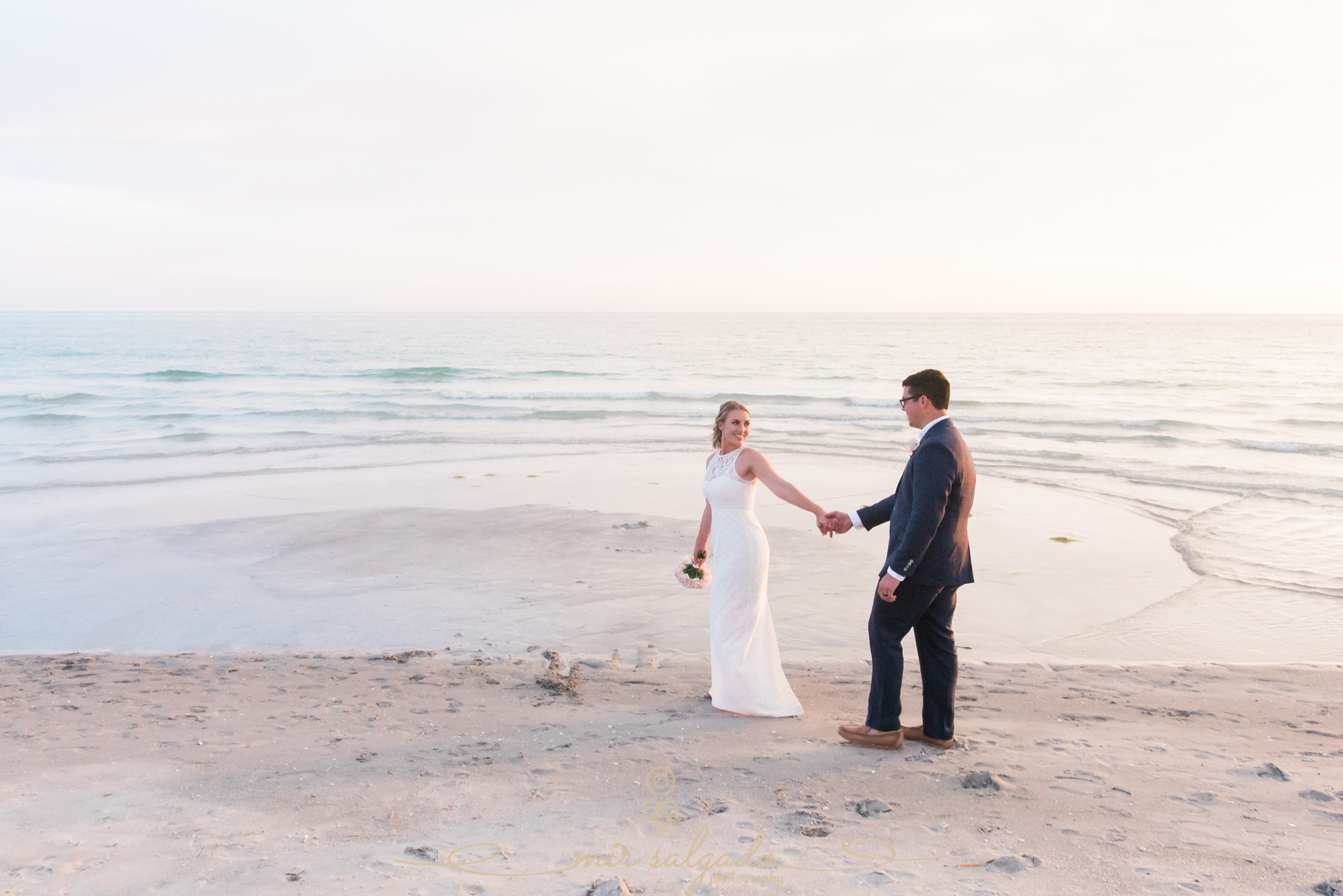 wedding-walk-on-the-beach, beach-sunset-wedding, beach-walk-resort, florida-beach-wedding, planning-a-beach-wedding
