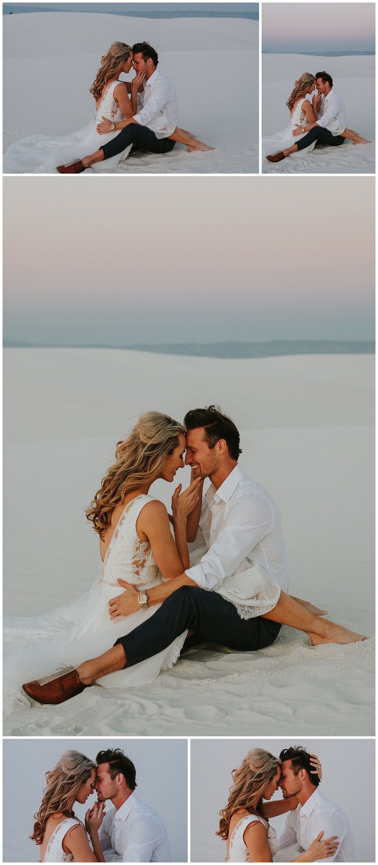 New Mexico Wedding Photographer, New Mexico Elopement Photographer, New Mexico Destination Wedding, White Sands Destination Wedding, White Sands Adventure Wedding