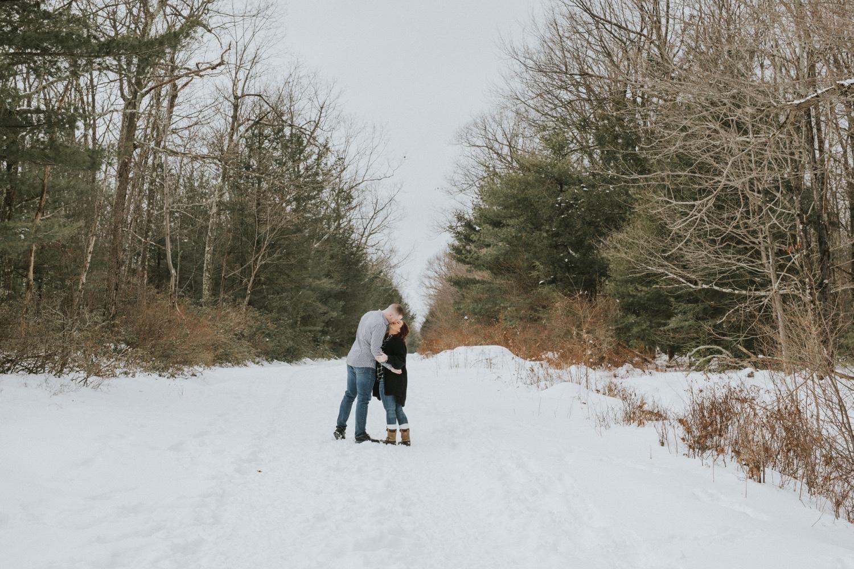 Hudson Valley Wedding Photographer, Minnewaska State Park, Minnewaska State Park Engagement Session, New York Engagement Session