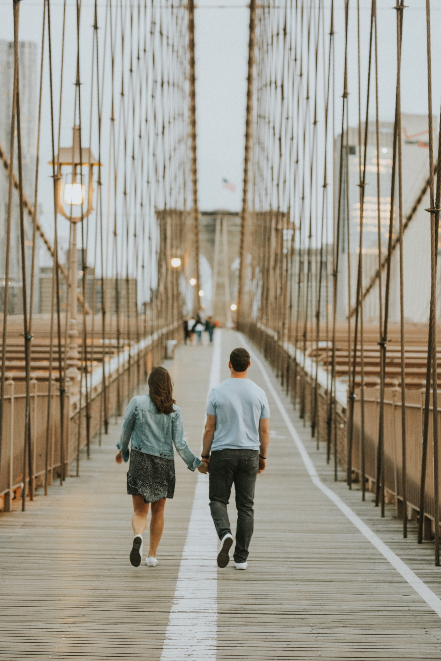 Hudson Valley Wedding Photographer, NYC Engagement Session, Brooklyn Bridge Engagement Session, Brooklyn Engagement Session, Brooklyn Bridge