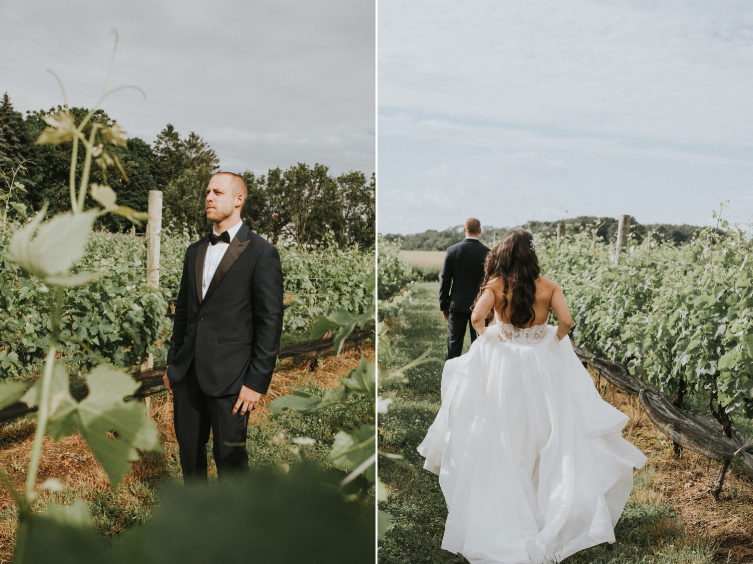 Hudson Valley Wedding Photographer, Hamptons Wedding Photographer, The Vineyards at Aquebogue, Long Island Wedding Photographer, New York Wedding Photographer, Wedding Invitations, First Look