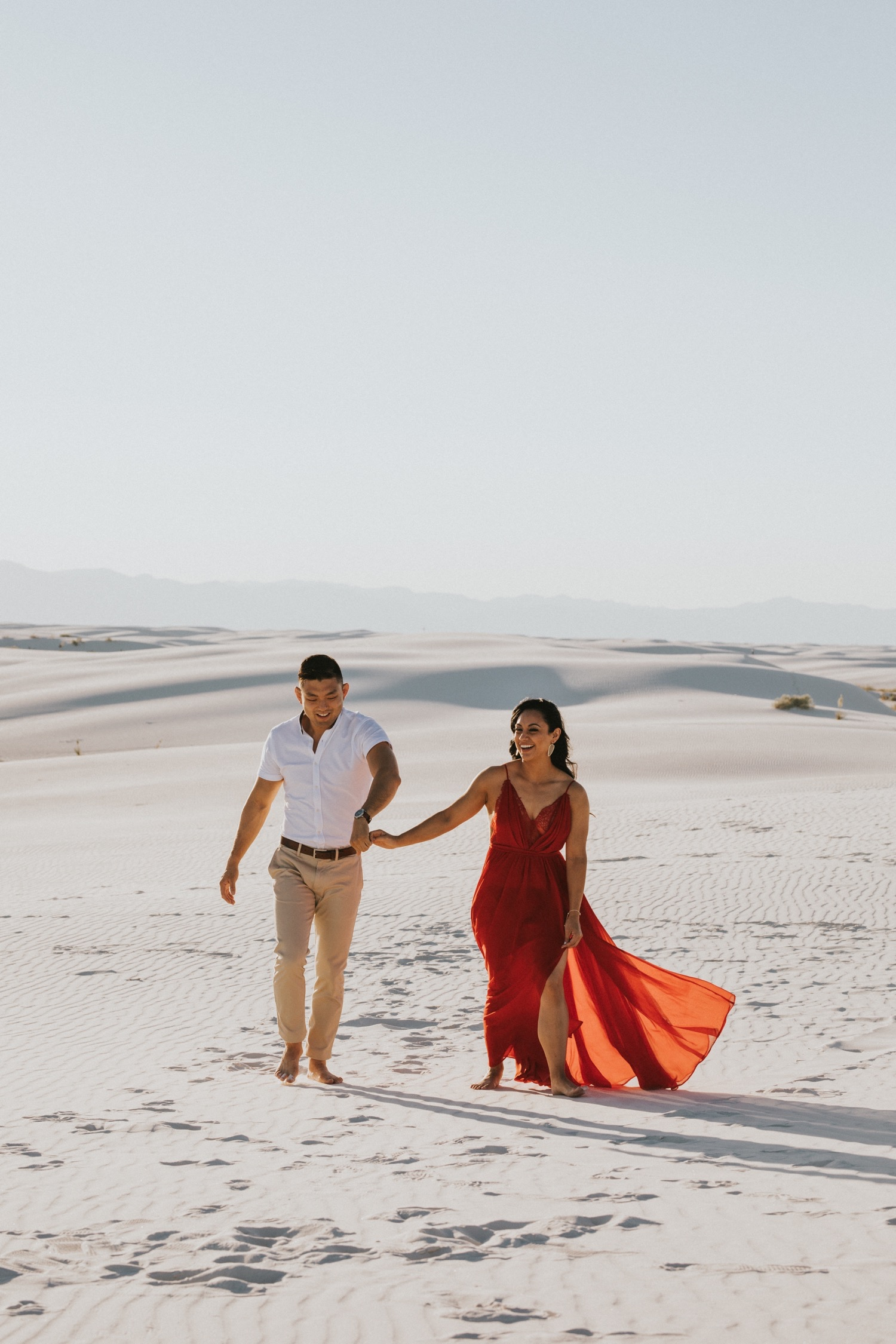 New Mexico Wedding Photographer, Las Cruces Wedding Photographer, White Sands National Monument, White Sands Elopement, White Sands Wedding Photographer, Hudson Valley Wedding Photographer
