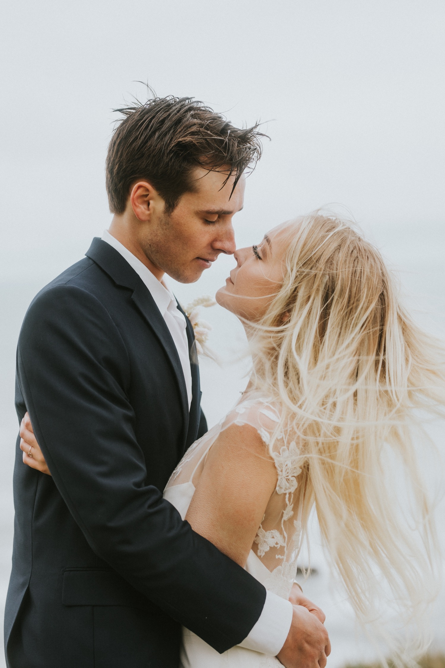 Portland Wedding Photographer, Ecola State Park, Oregon Wedding Photographer, Hudson Valley Wedding Photographer, Ecola State Park Elopement